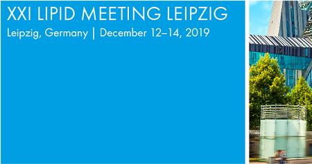 21st Lipid Meeting Leipzig 2019