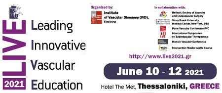 Leading Innovative Vascular Education Symposium 2021