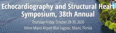 38th Annual Echocardiography and Structural Heart Symposium 2020