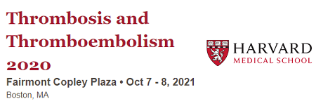Thrombosis and Thromboembolism 2020