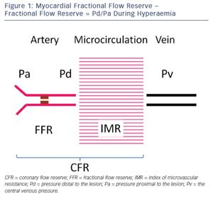 Myocardial FFR – FFR = Pd/Pa During Hyperaemia