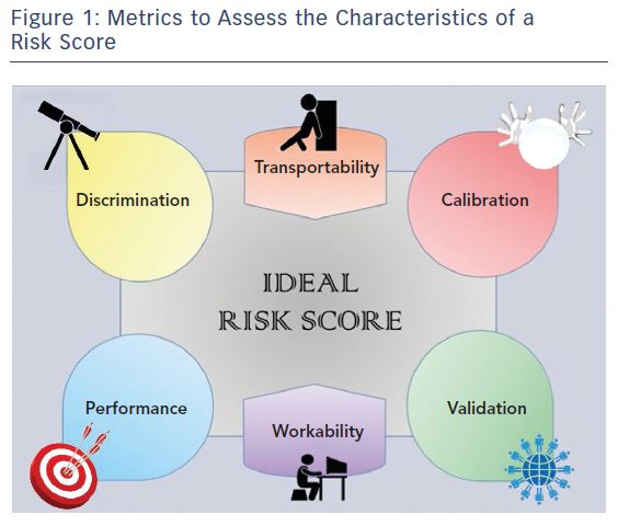 Figure 1: Metrics to Assess the Characteristics of a Risk Score