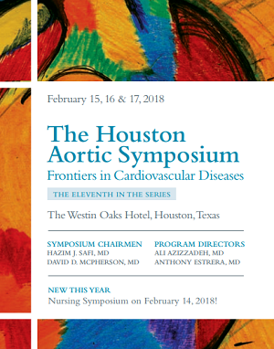 The Houston Aortic Symposium 2018