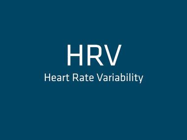HRV - Heart Rate Variability