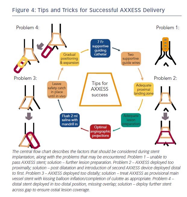 Figure 4: Tips and Tricks for Successful AXXESS Delivery