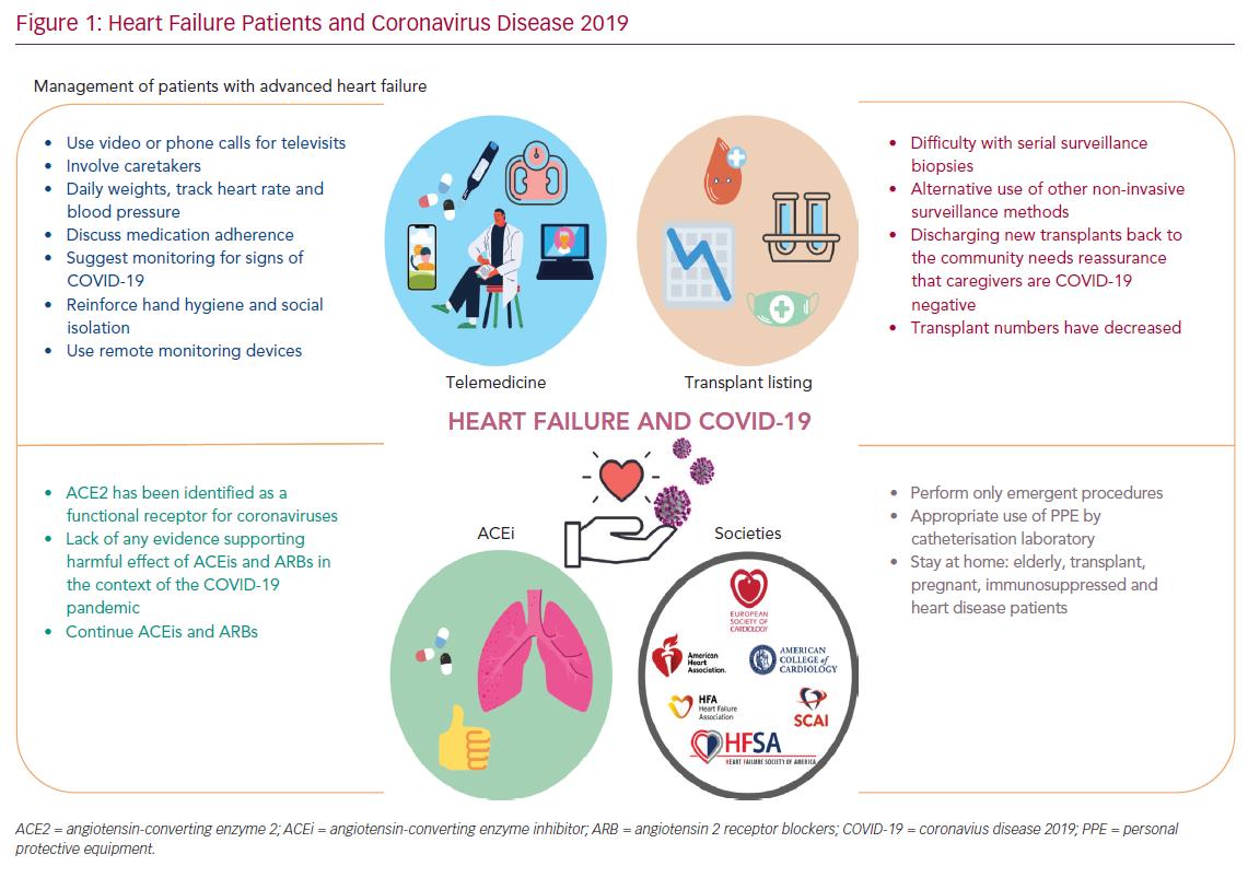 Heart Failure Patients and Coronavirus Disease 2019