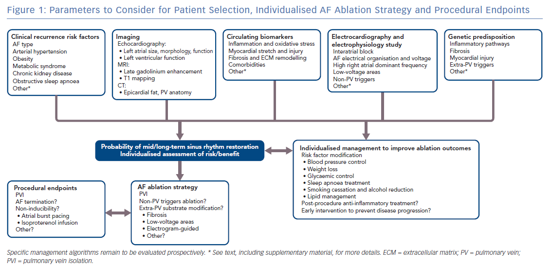 Parameters to Consider for Patient Selection
