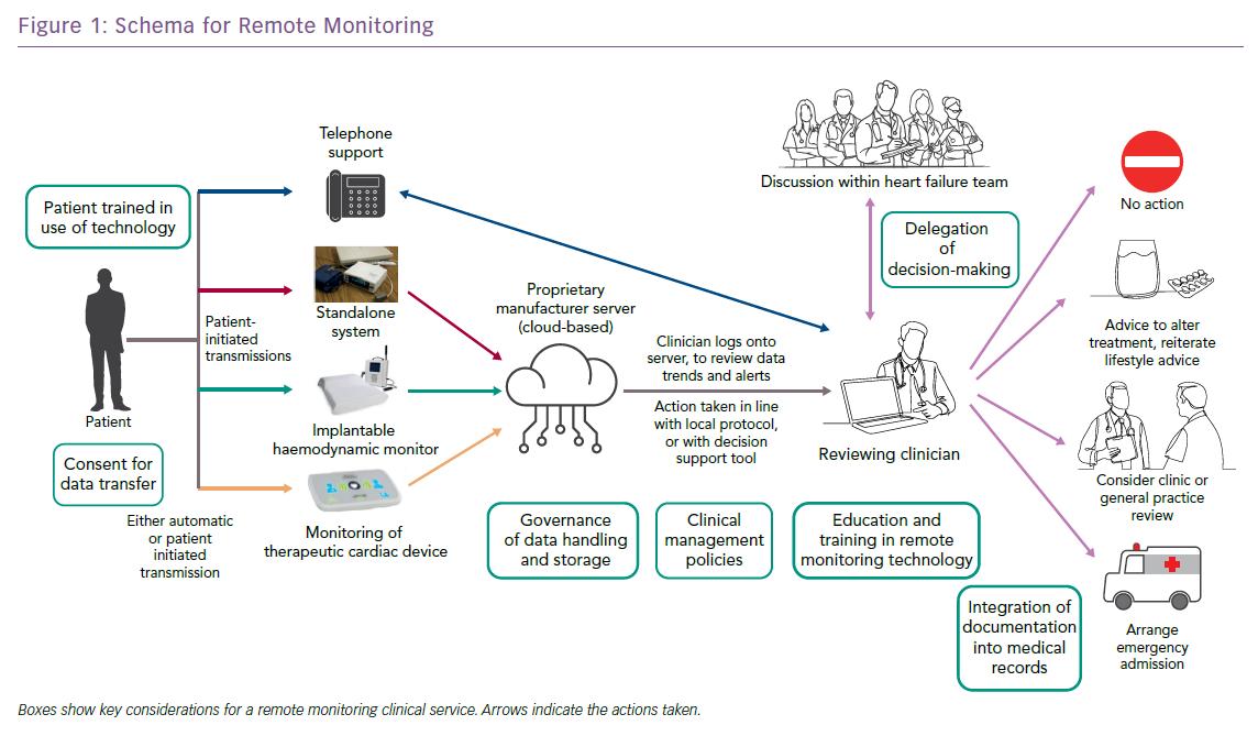 Schema for Remote Monitoring