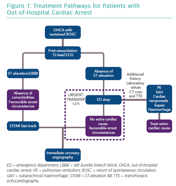 Treatment Pathways for Patients with Out-of-Hospital Cardiac Arrest