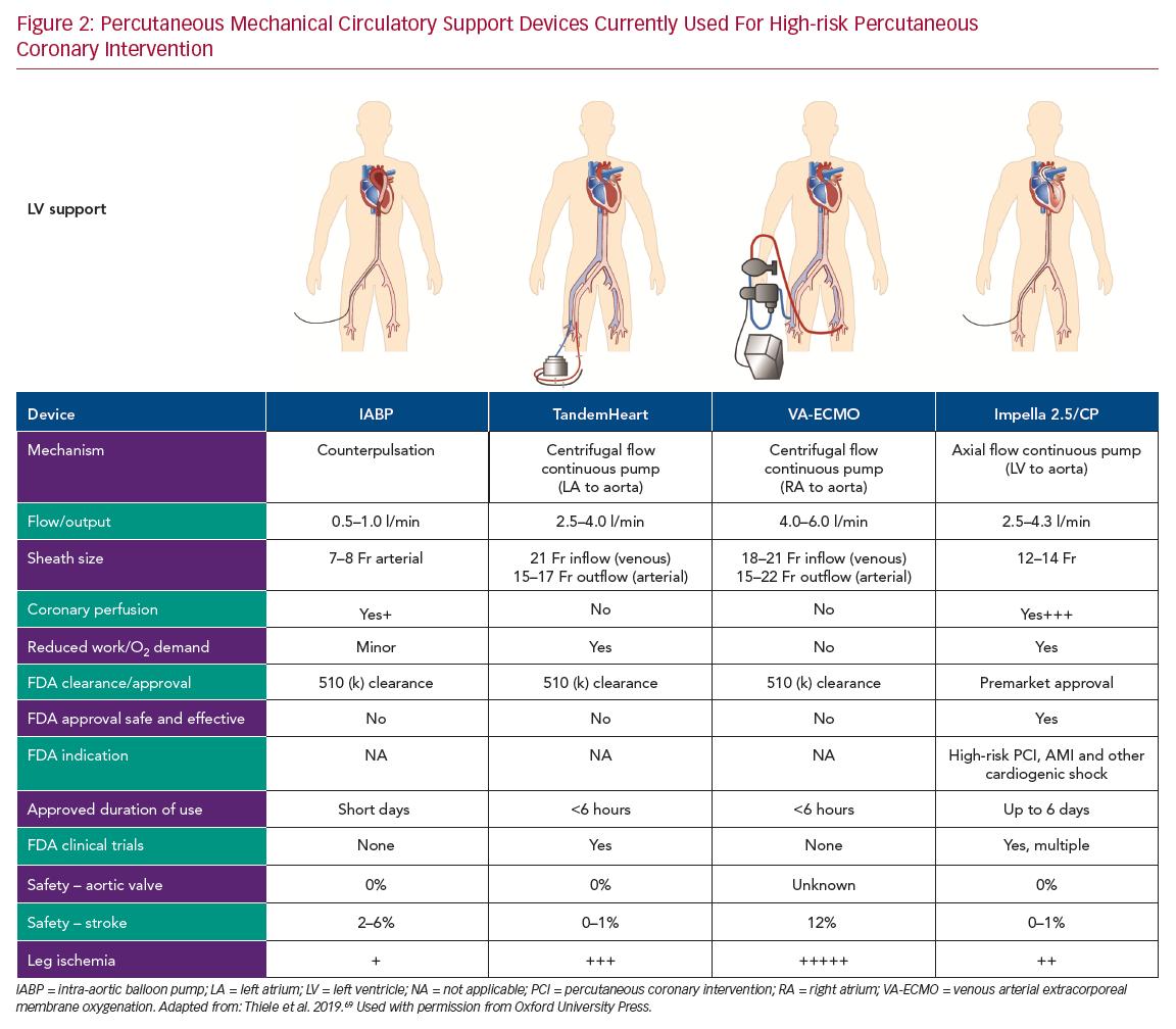 Percutaneous Mechanical Circulatory Support