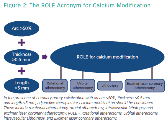 The ROLE Acronym for Calcium Modification