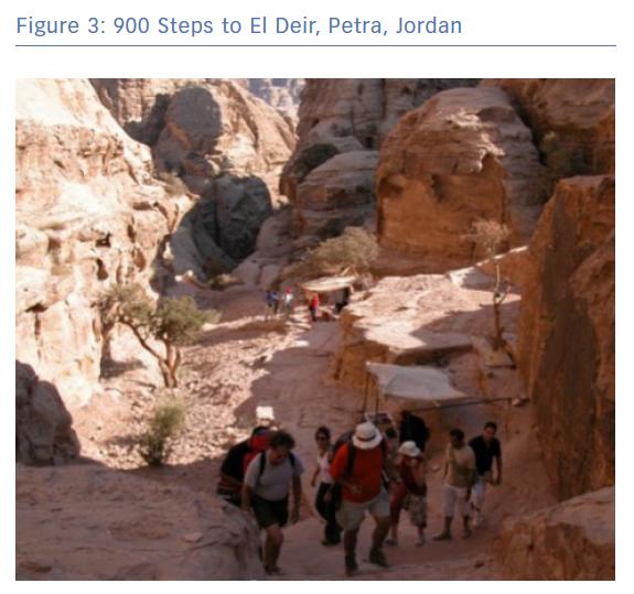 900 Steps to El Deir, Petra, Jordan