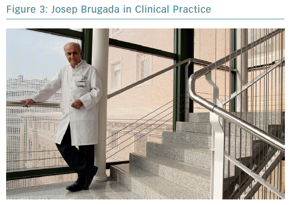 Josep Brugada in Clinical Practice