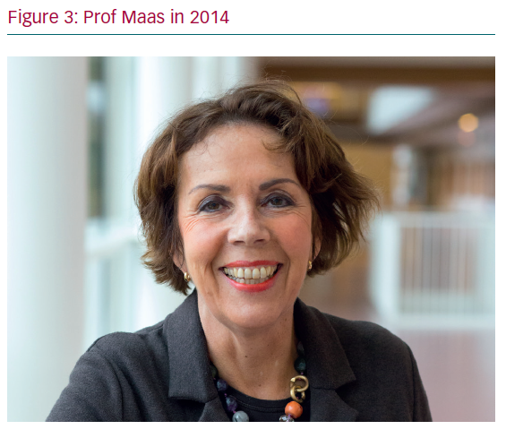 Prof Maas in 2014