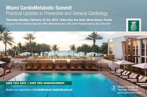 Miami Cardiometabolic Summit 2018
