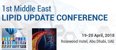 1st Middle East Lipid Update Conference 2018