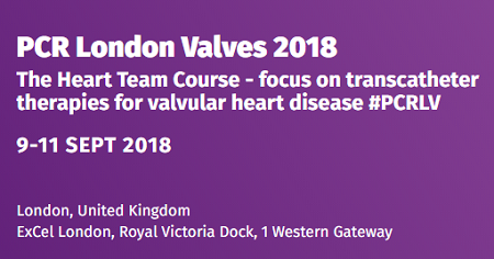 PCR London Valves 2018