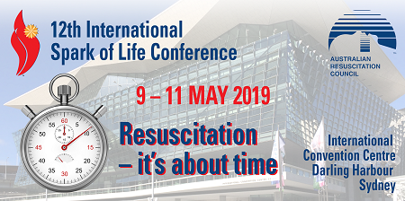 Australian Resuscitation Council 12th International Spark Of Life Conference 2019