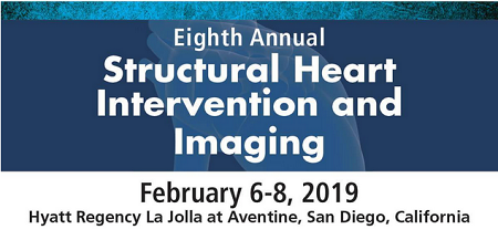 8th Annual Structural Heart Intervention and Imaging 2019
