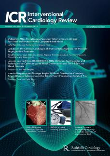 Interventional Cardiology Review (ICR) | ICR Journal