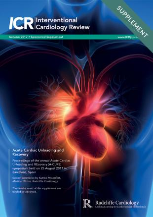 Acute Cardiac Unloading and Recovery - Autumn 2017