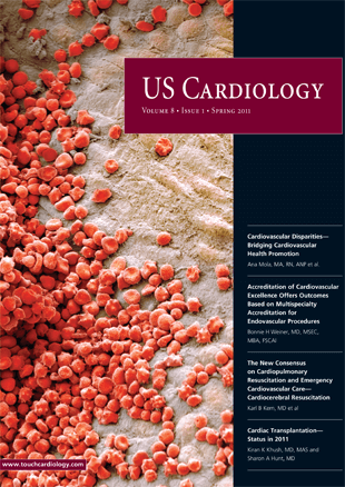 US Cardiology - Volume 8 Issue 1