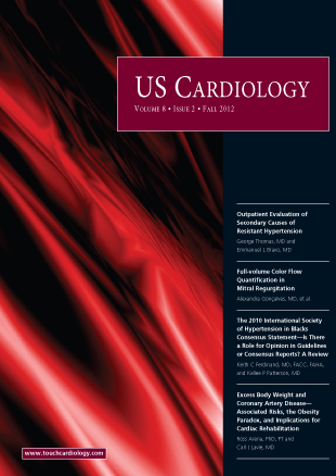 US Cardiology - Volume 8 Issue 2