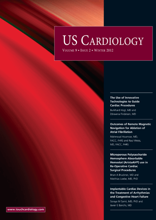 US Cardiology - Volume 9 Issue 2 - Winter 2012