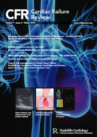 CFR - Volume 1 Issue 2 Winter 2015