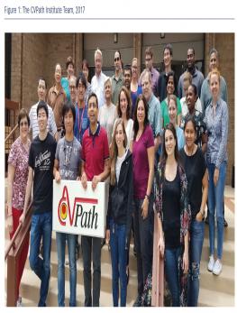 The CVPath Institute Team, 2017