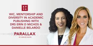 36: WiC, Mentorship and Diversity in Academic Publishing with Drs Erin D Michos & Danielle Belardo