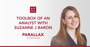34: Toolbox of an Analyst with Suzanne J Baron