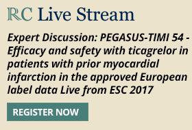 PEGASUS-TIMI 54 - RC Live Stream