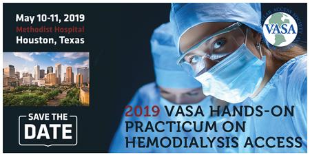 2019 VASA - Hemodialysis Access