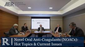 Novel Oral Anti-Coagulants (NOACs)