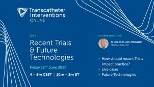 Transcatheter Interventions Online | Day 3 – Recent trials & future technologies
