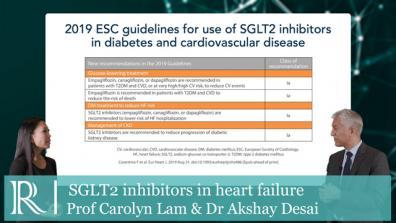 AHA 2019 : SGLT2 Inhibitors In Heart Failure