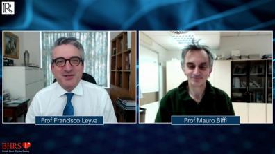 Introduction: Living with COVID - Prof Leyva & Prof Biffi