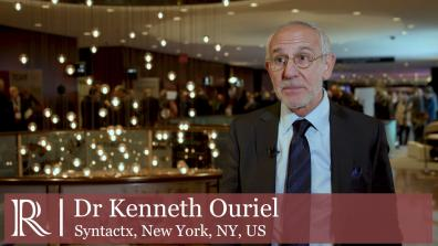 VEITHsymposium™ 2019: Lower Extremity Clinical Trials — Dr Kenneth Ouriel