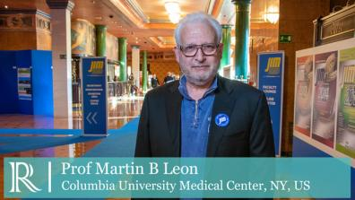 JIM 2020: The TAVR Odyssey — Prof Martin B Leon