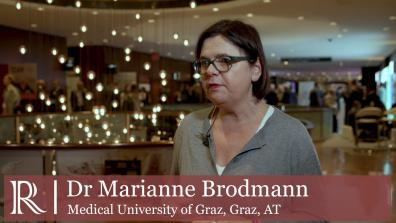 VEITHsymposium 2019: The Role Of New Stem Cell Therapies In Treating Lower Extremity Ischemia — Prof Marianne Brodmann