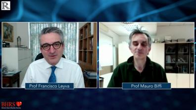 Closing Remarks: Living with COVID - Prof Leyva and Prof Biffi
