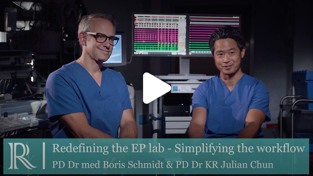 Redefining the EP Lab