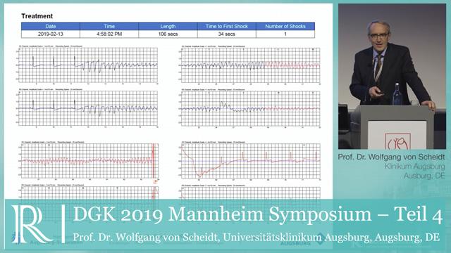 DGK 2019: Zusammenfassung - Prof. Dr. Wolfgang von Scheidt