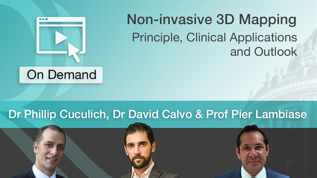 Non-invasive 3D Mapping - RC Webinars