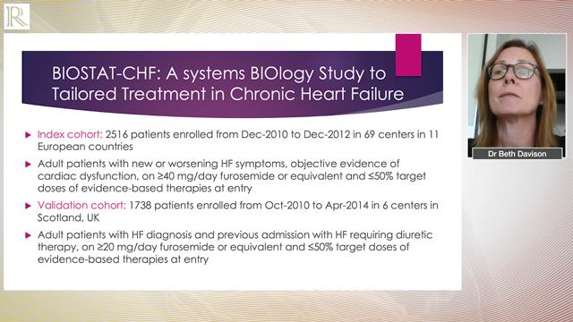 HFA 2020: Analysis from BIOSTAT-CHF — Drs Gad Cotter & Beth Davison