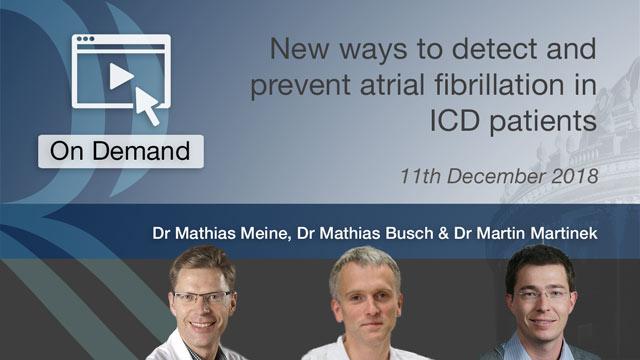 Prevent Atrial Fibrillation ICD Patients
