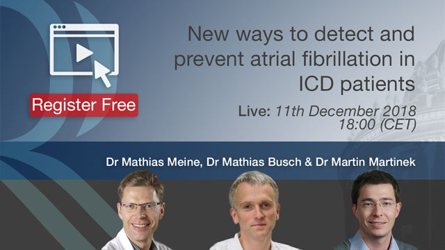 Prevent Atrial Fibrillation ICD Patients