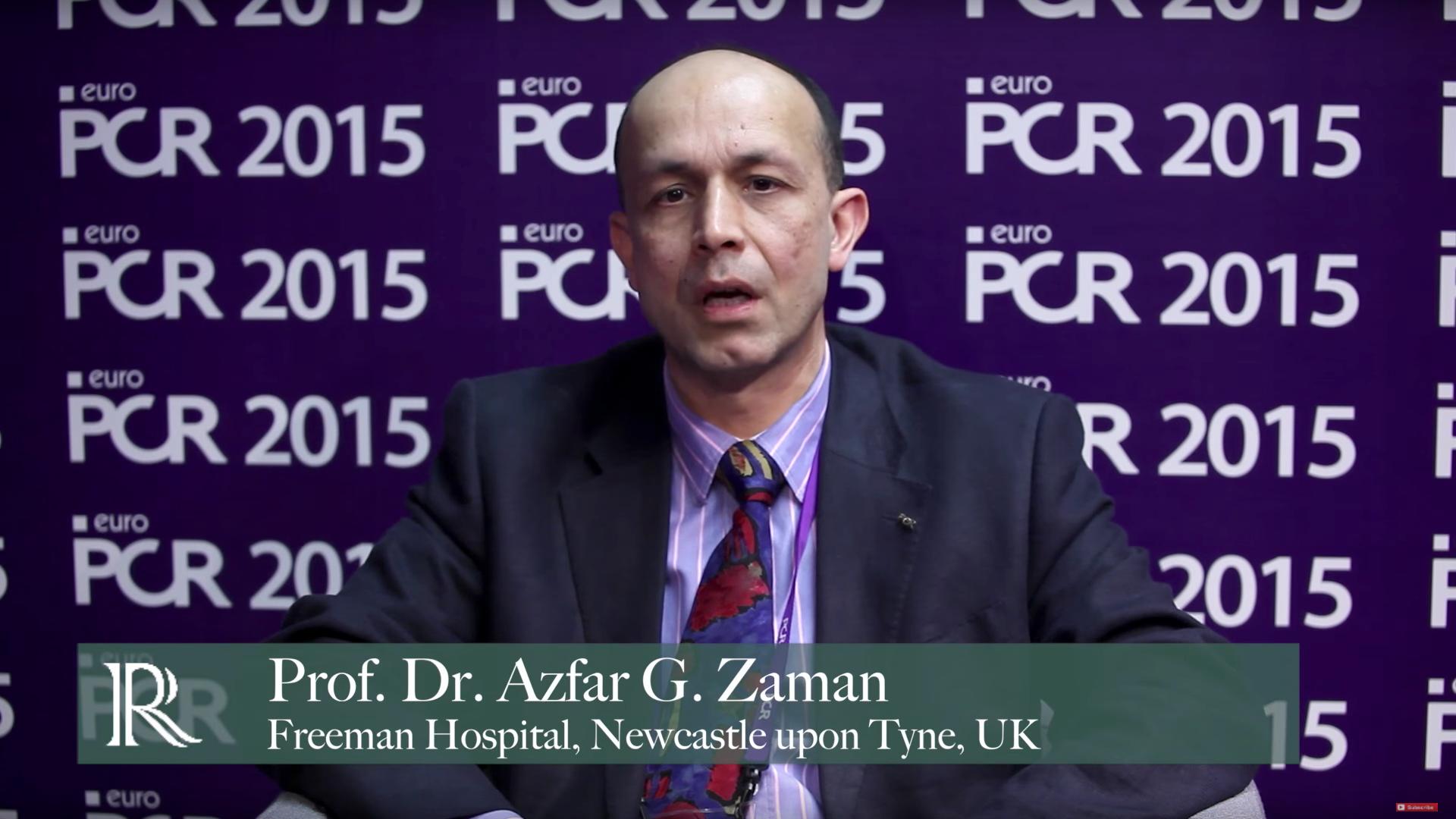 EUROPCR 2015 by Prof  Dr  Azfar G  Zaman